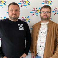 Володя Вирус и Сергей Селектор
